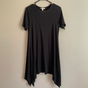 Boutique ribbed dress